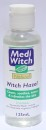 image of Meiwitch pure witch hazel 125mL