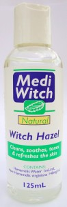 image of Mediwitch witch hazel 125mL