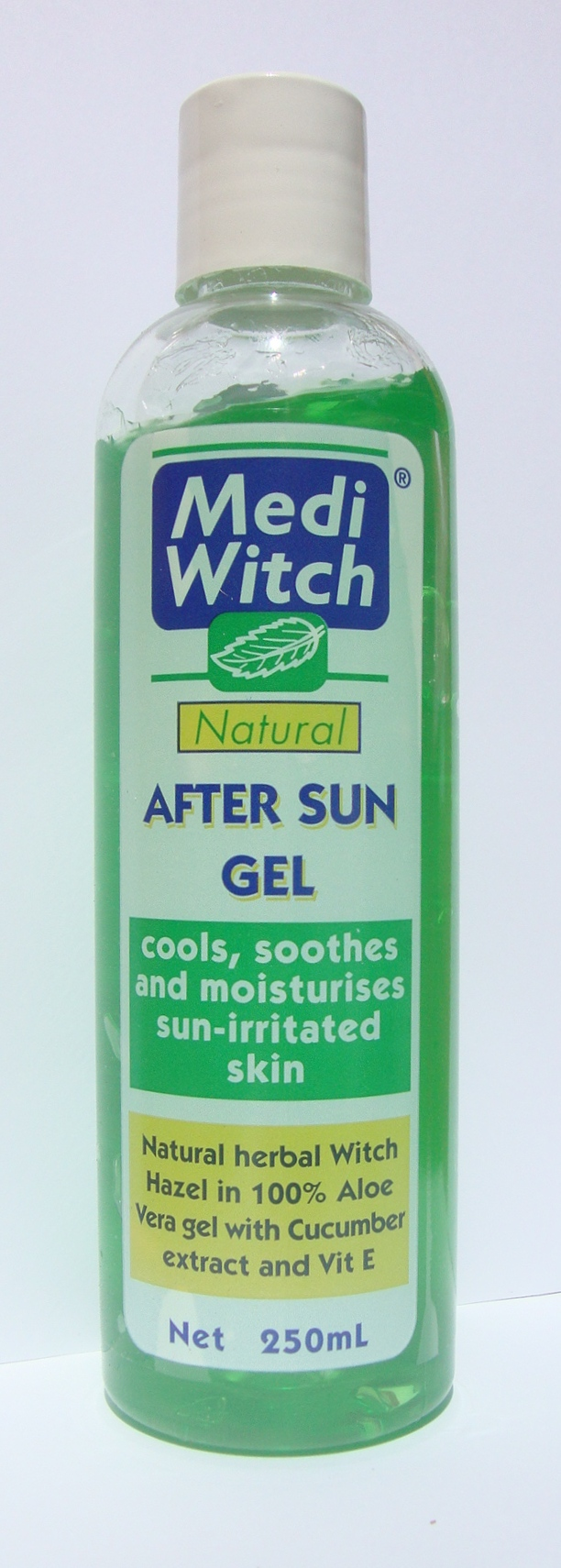 Mediwitch after sun Gel 250mL